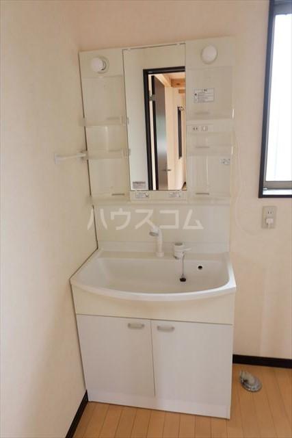 APR PLACEの洗面所