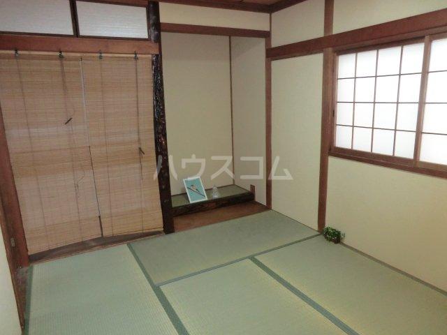 千代田戸建の居室