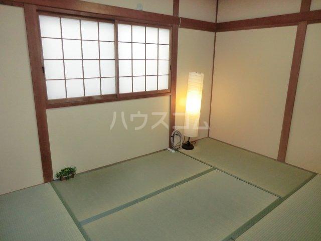 千代田戸建のベッドルーム