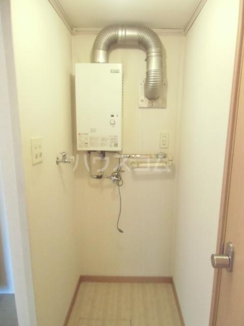 ヴィラウェルストーン 306号室の設備