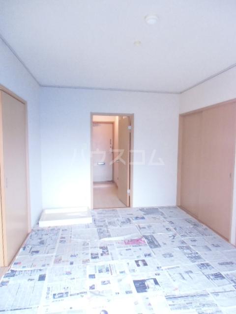ヴィラウェルストーン 306号室のロビー