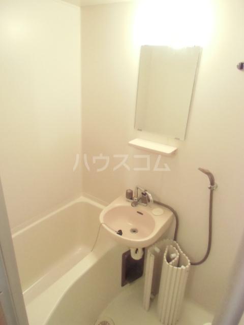 ヴィラウェルストーン 306号室の洗面所