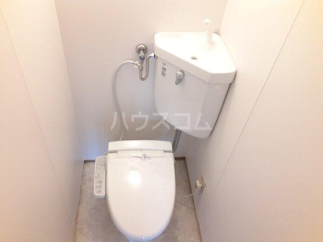エバーグリーン嵐山 201号室のトイレ