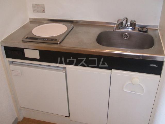 ラフィーネ大宮 Ⅱ番館 665号室のキッチン
