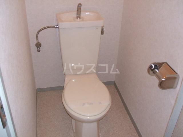 ラフィーネ大宮 Ⅱ番館 665号室のトイレ