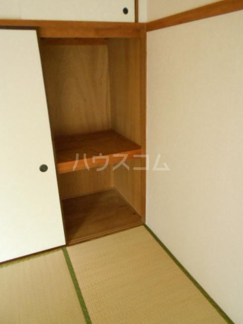 第ニ大泉サンハイツ 202号室の収納