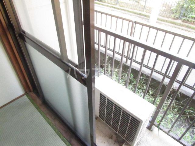 エスペランサ並木Ⅱ 103号室のバルコニー