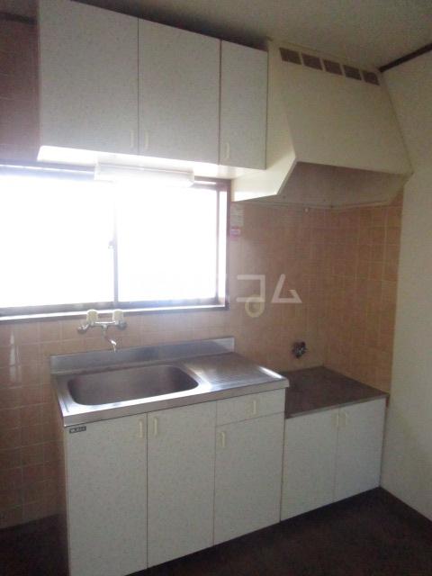 エスペランサ並木Ⅱ 103号室のキッチン