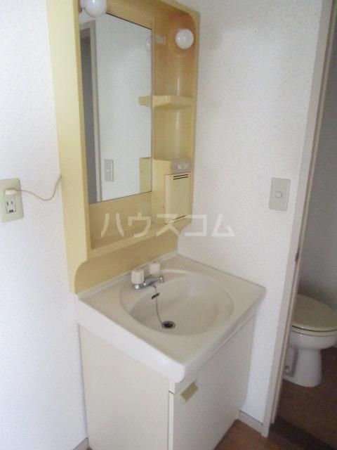 エスペランサ並木Ⅱ 103号室の洗面所