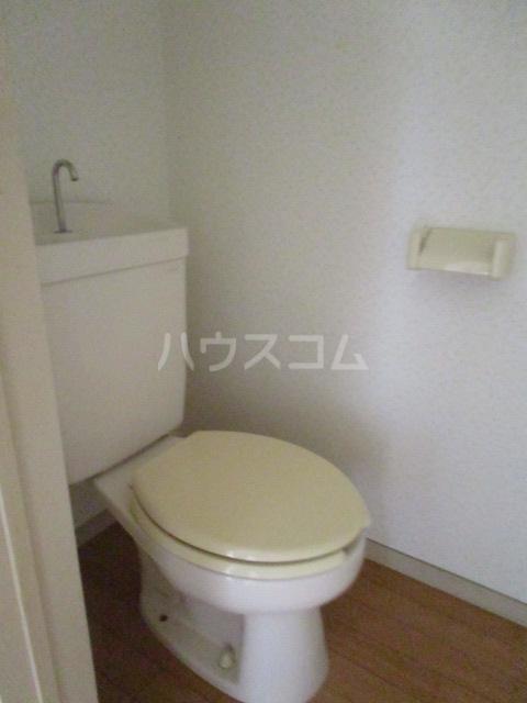 エスペランサ並木Ⅱ 103号室のトイレ