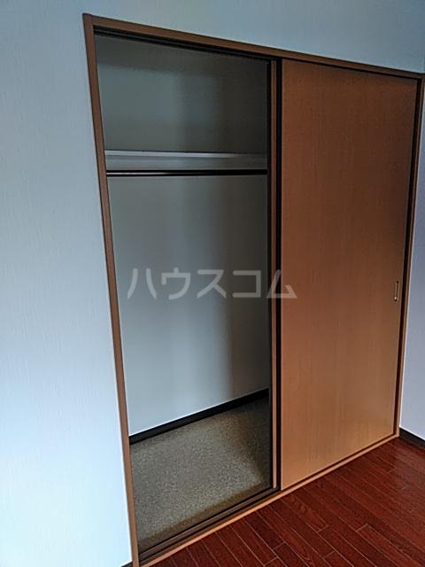 マテール寺田Ⅱ 101号室の収納