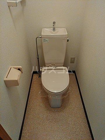 マテール寺田Ⅱ 101号室のトイレ