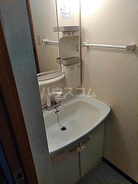 マテール寺田Ⅱ 101号室の洗面所