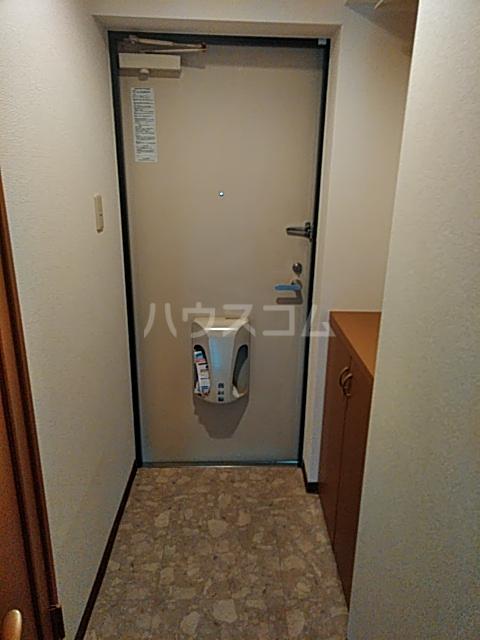 マテール寺田Ⅱ 101号室の玄関