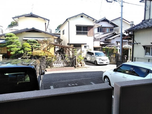 マテール寺田Ⅱ 103号室の景色
