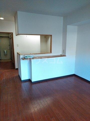 マテール寺田Ⅱ 103号室のリビング