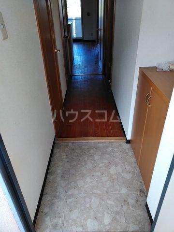 マテール寺田Ⅱ 103号室の玄関