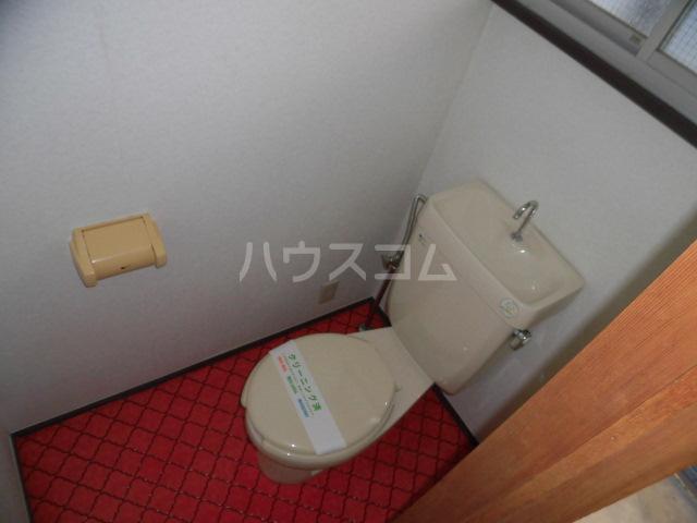ハイム佐幸 201号室のトイレ