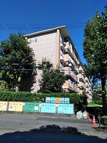 新栄団地3-8外観写真