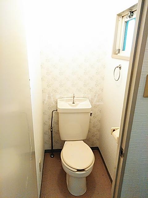 グレース 102号室のトイレ