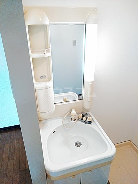 グレース 102号室の洗面所