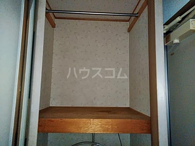 アーバンライフミクニ 307号室の収納