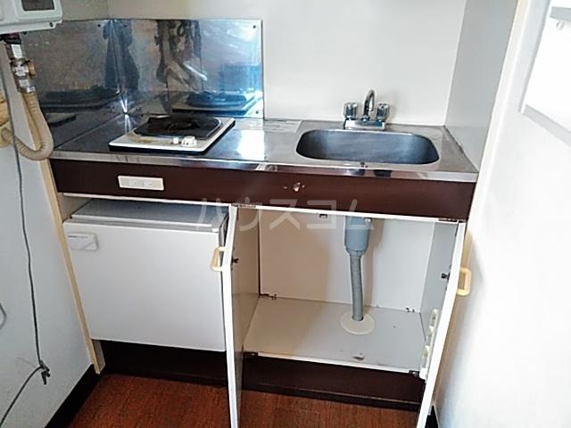 アーバンライフミクニ 307号室のキッチン