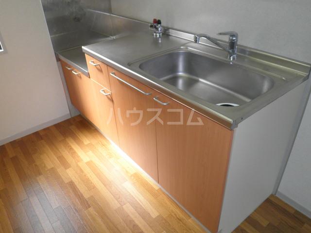 パーミーハイツ 207号室のキッチン