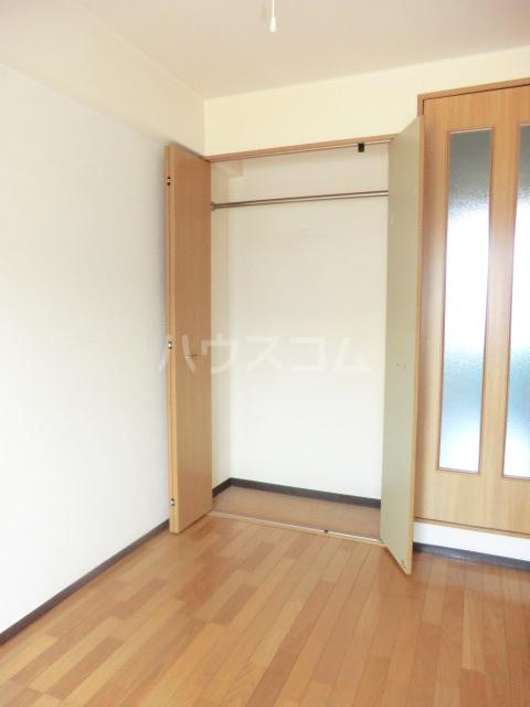 ひまわりコーポ 306号室の収納