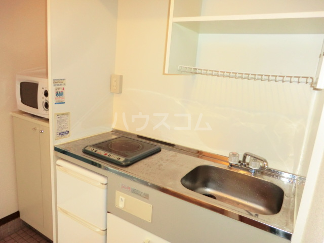 ひまわりコーポ 306号室のキッチン