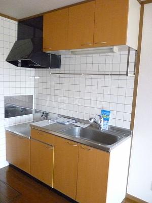 バンページュONE B 01030号室のキッチン