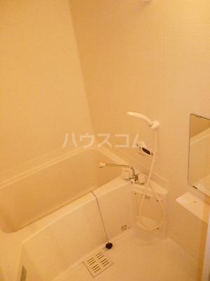 バンページュONE B 01030号室の風呂