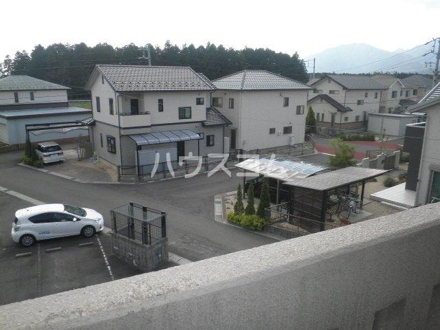竹成マンション 2E号室の景色