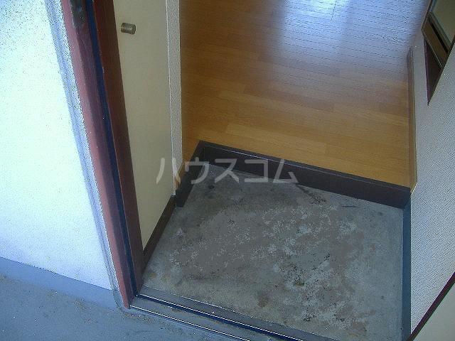 メゾン滝川 209号室の玄関