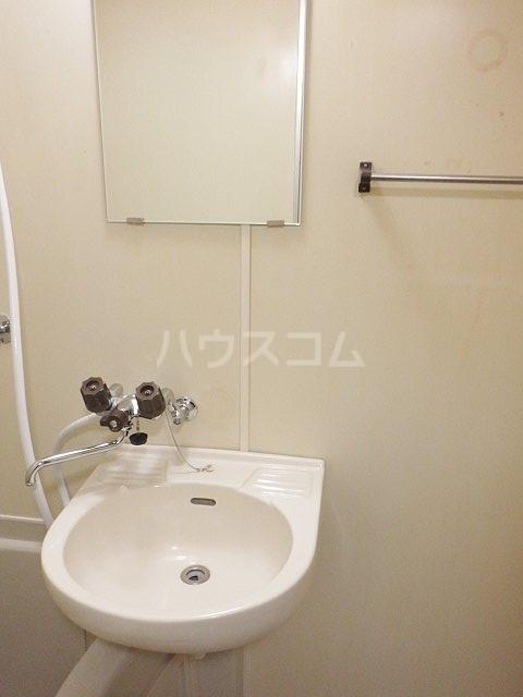 タバーナ長洲 102号室の洗面所
