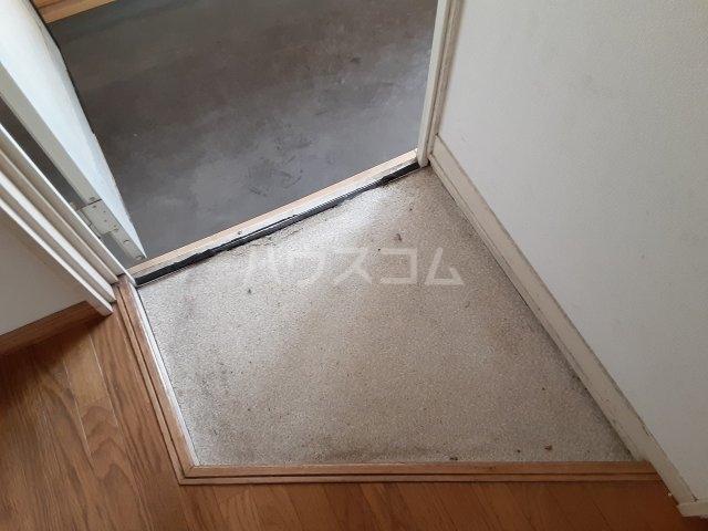 トミハウス 202号室の洗面所