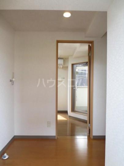 K's 303号室のベッドルーム