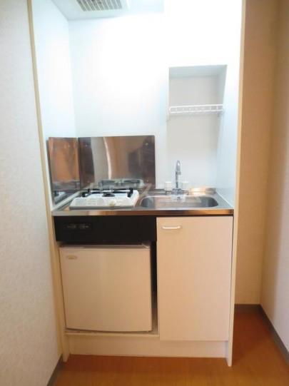 K's 303号室のキッチン