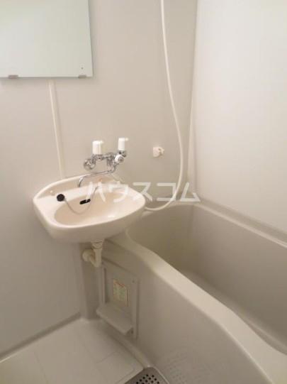K's 303号室の洗面所