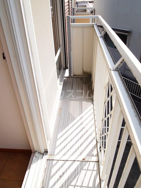 アーバンハイツ南福岡 202号室のバルコニー