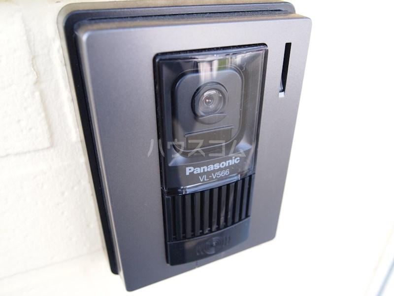 アーバンハイツ南福岡 202号室のセキュリティ