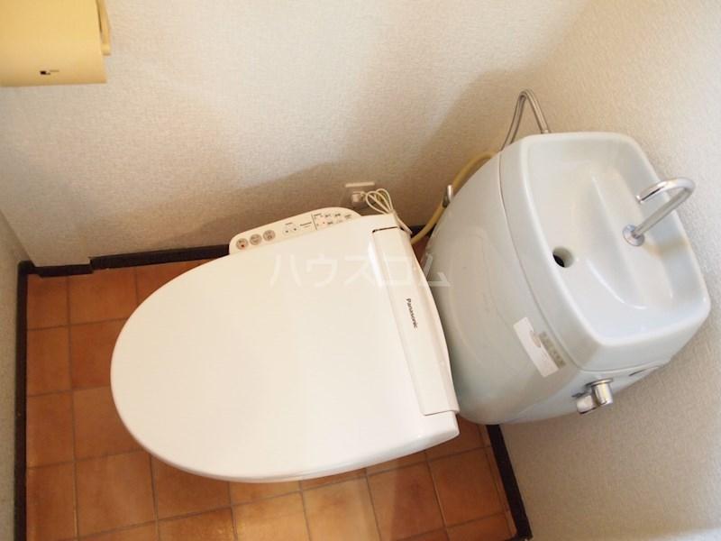 アーバンハイツ南福岡 202号室のトイレ