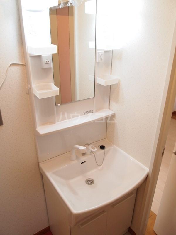 アーバンハイツ南福岡 202号室の洗面所