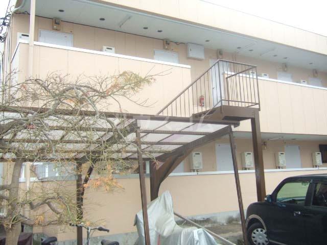 コーポMIZUNO 103号室の外観