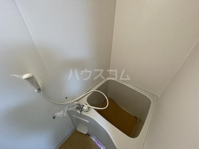 第2山王荘 103号室のトイレ