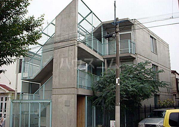 ウエストビレッジ 101号室の外観