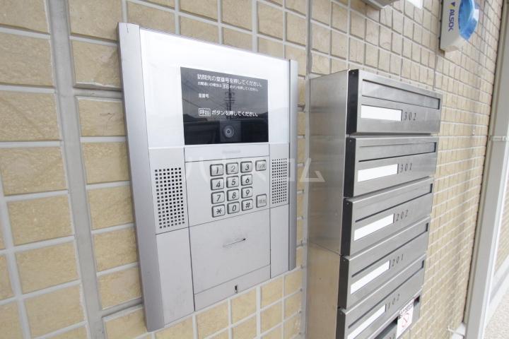 セジュール渋谷 105号室のセキュリティ