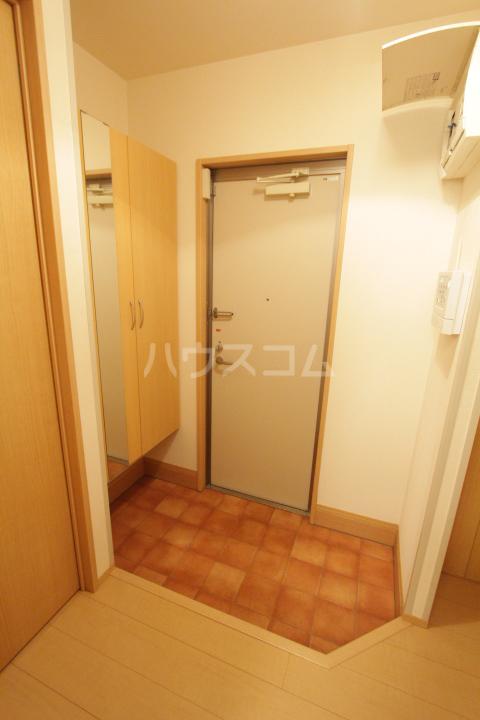 セジュール渋谷 105号室の玄関