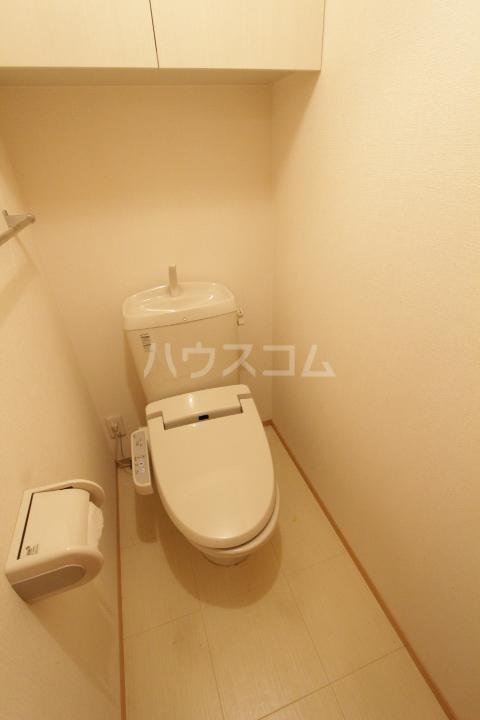 セジュール渋谷 105号室のトイレ