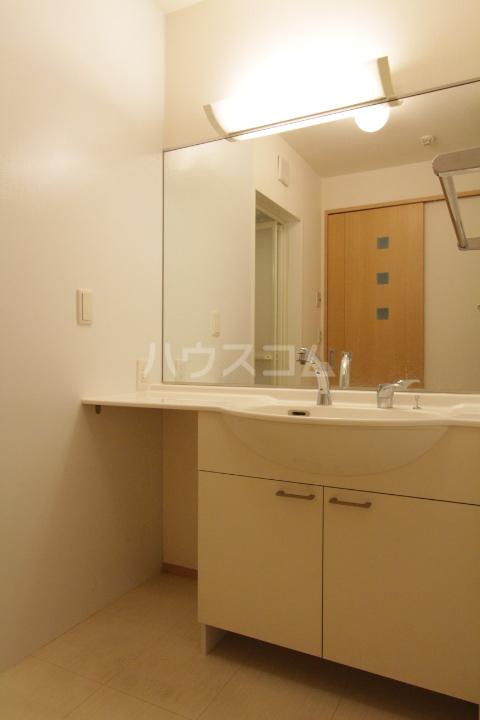 セジュール渋谷 105号室の洗面所